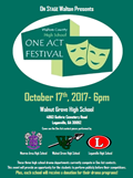 MAHS Participating in One Act Festival