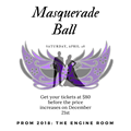 First Prom Dues Deadline Approaching!