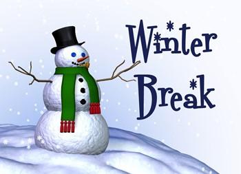 Winter Break Clipart