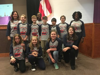 Helen Ruffin Reading Bowl Members