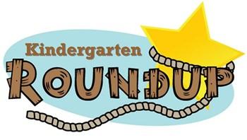 Kindergarten Roundup logo