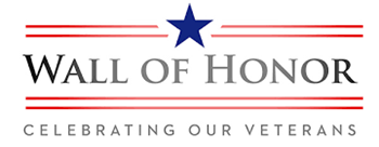 Wall Of Honor Sponsorship Opportunity