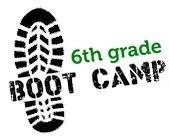 Rising 6th Grade Book Camp