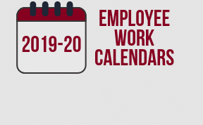 Employee Work Calendars Now Available