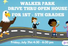 WPES Drive Thru Open House