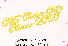 Cheer Cat Clinic 2020