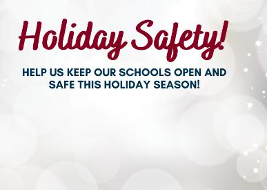Holiday Travel/Return to School FAQ