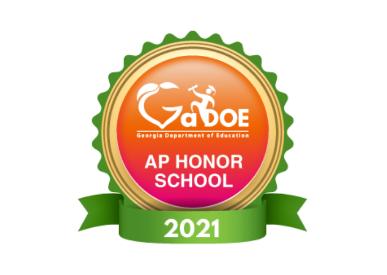 2021 AP Honor Schools