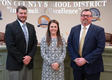 WCSD Hires Three Principals