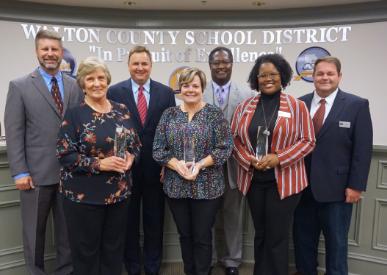 Walton County School Calendar 2021-2022 Walton County School District