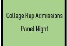 College Rep Panel
