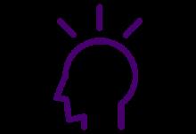 purple headache