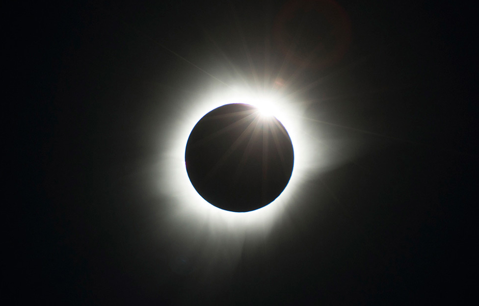 Solar Eclipse - August 21, 2017