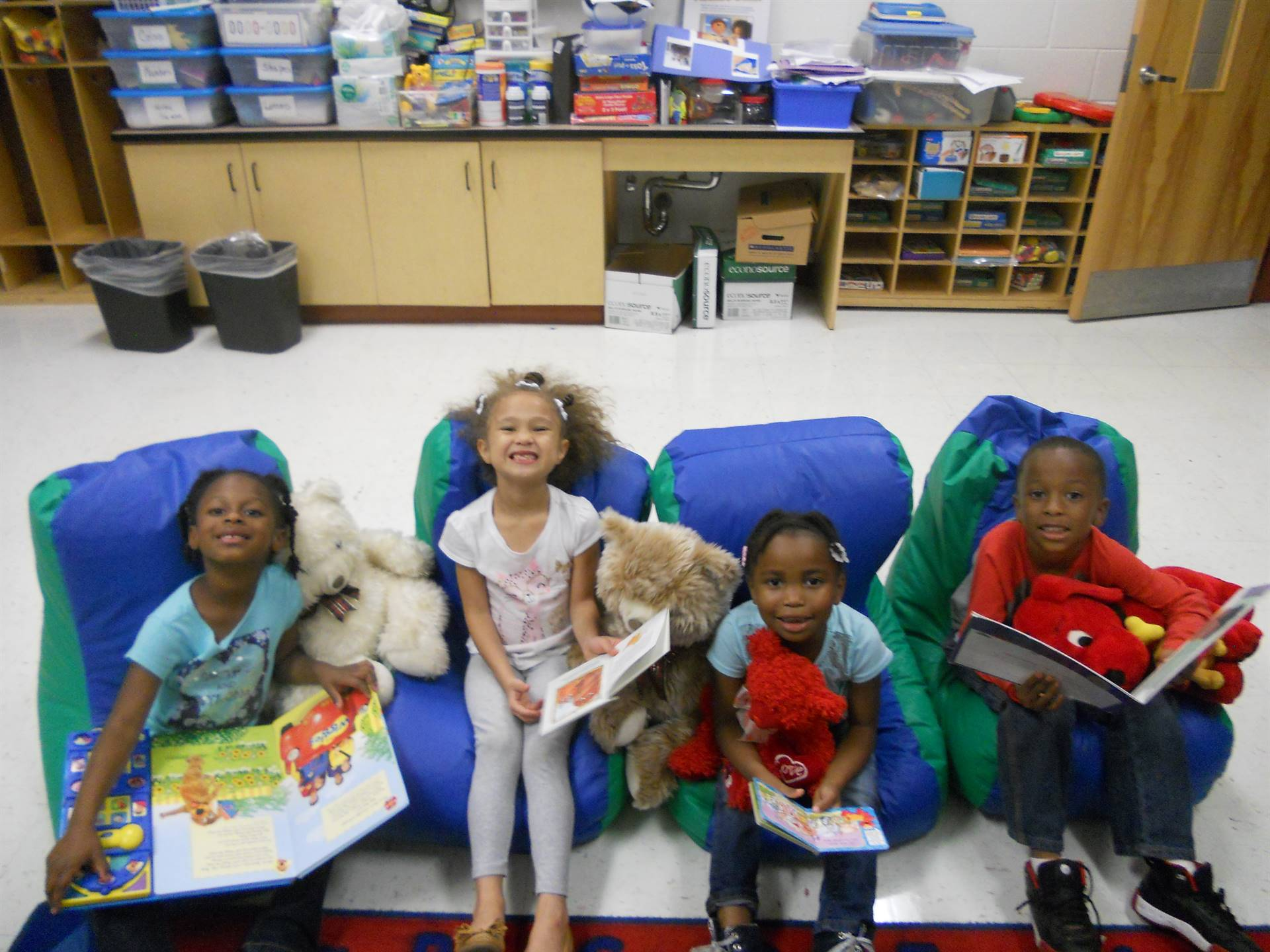 LEAP PreK Students
