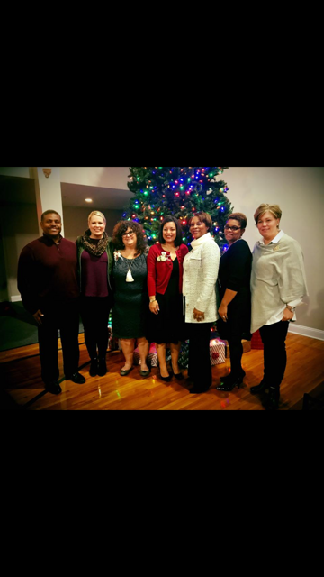 HES Staff attended the Walton County TOTY and SPOTY reception