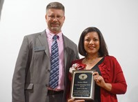 Jessica Elliot- Walton County Teacher of the Year