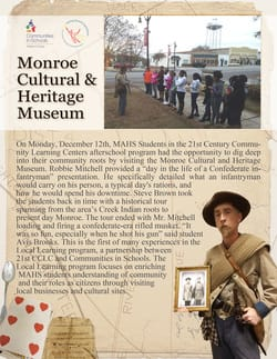 About Monroe Museum