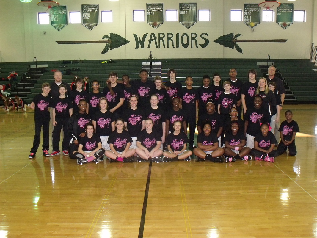 YMS Boys and Girls Basketball Teams