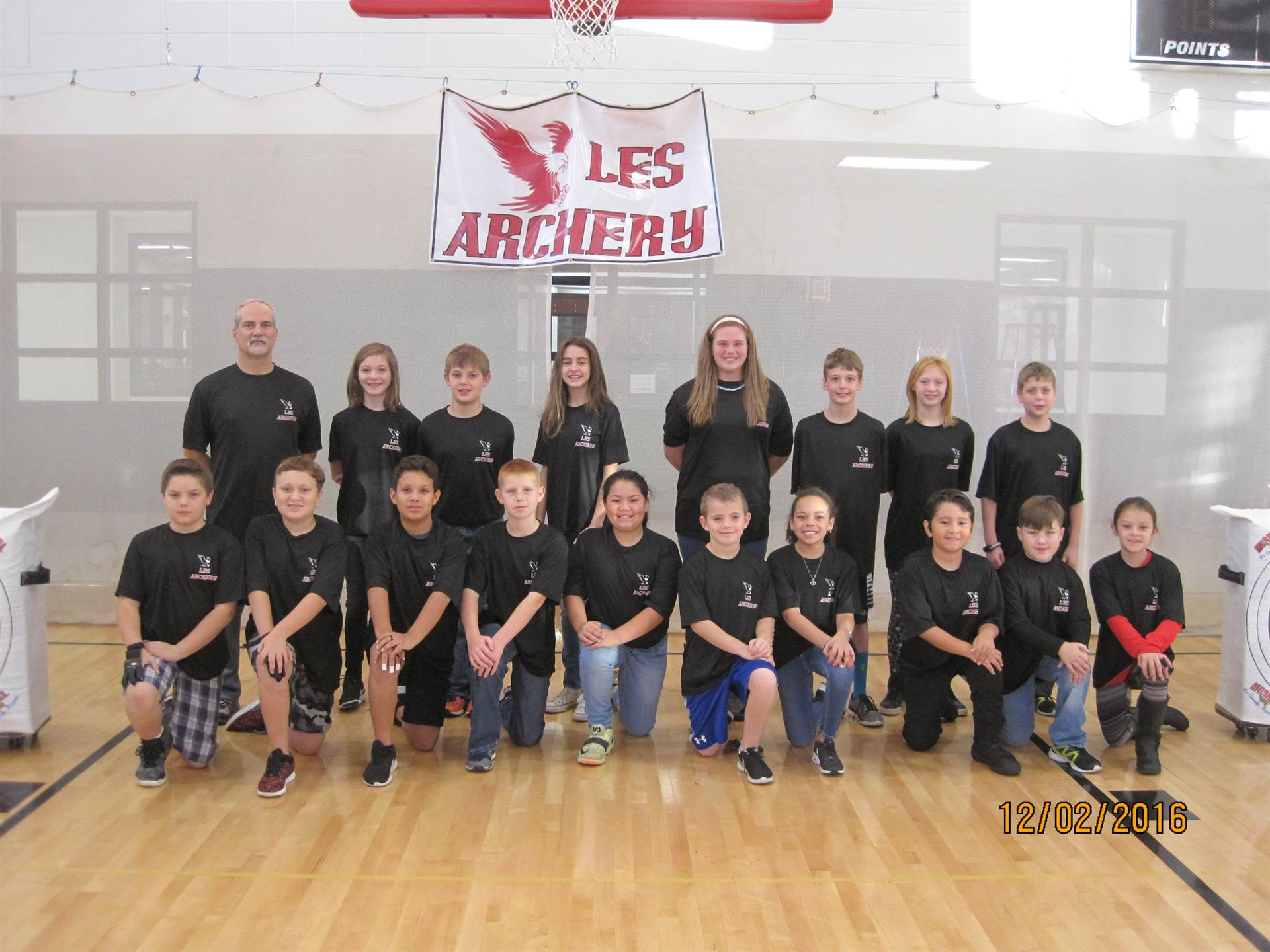 LES Archery Team