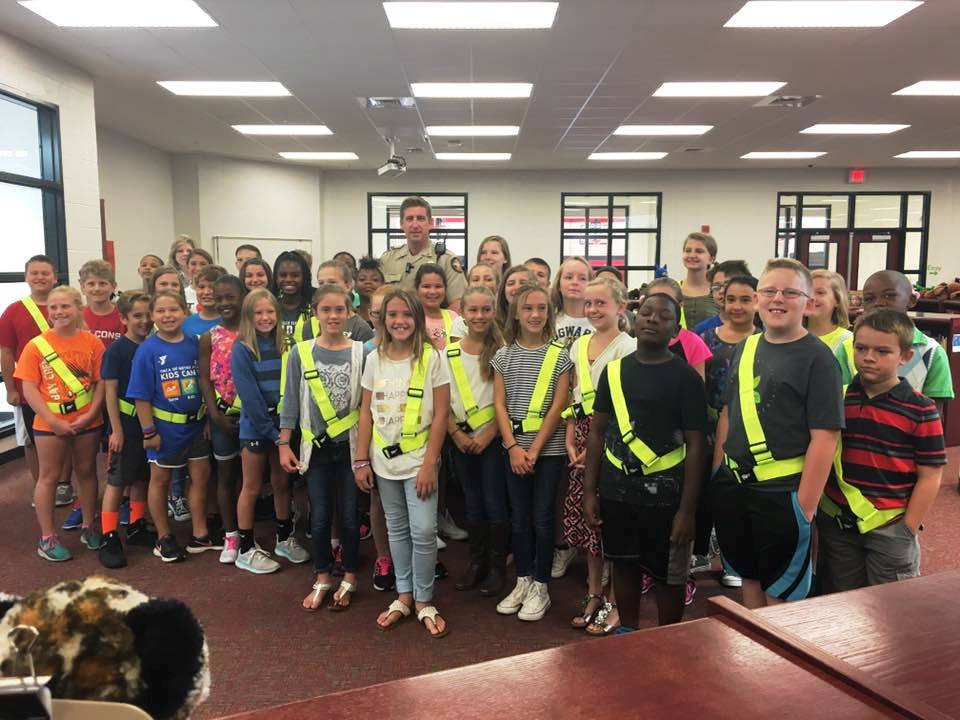 Safety Patrol Members