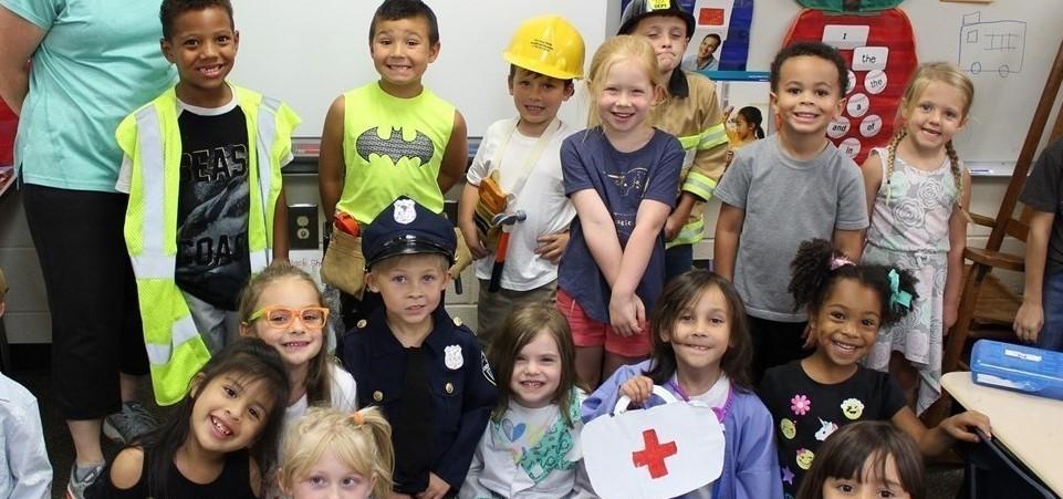 Community Helpers in Kindergarten