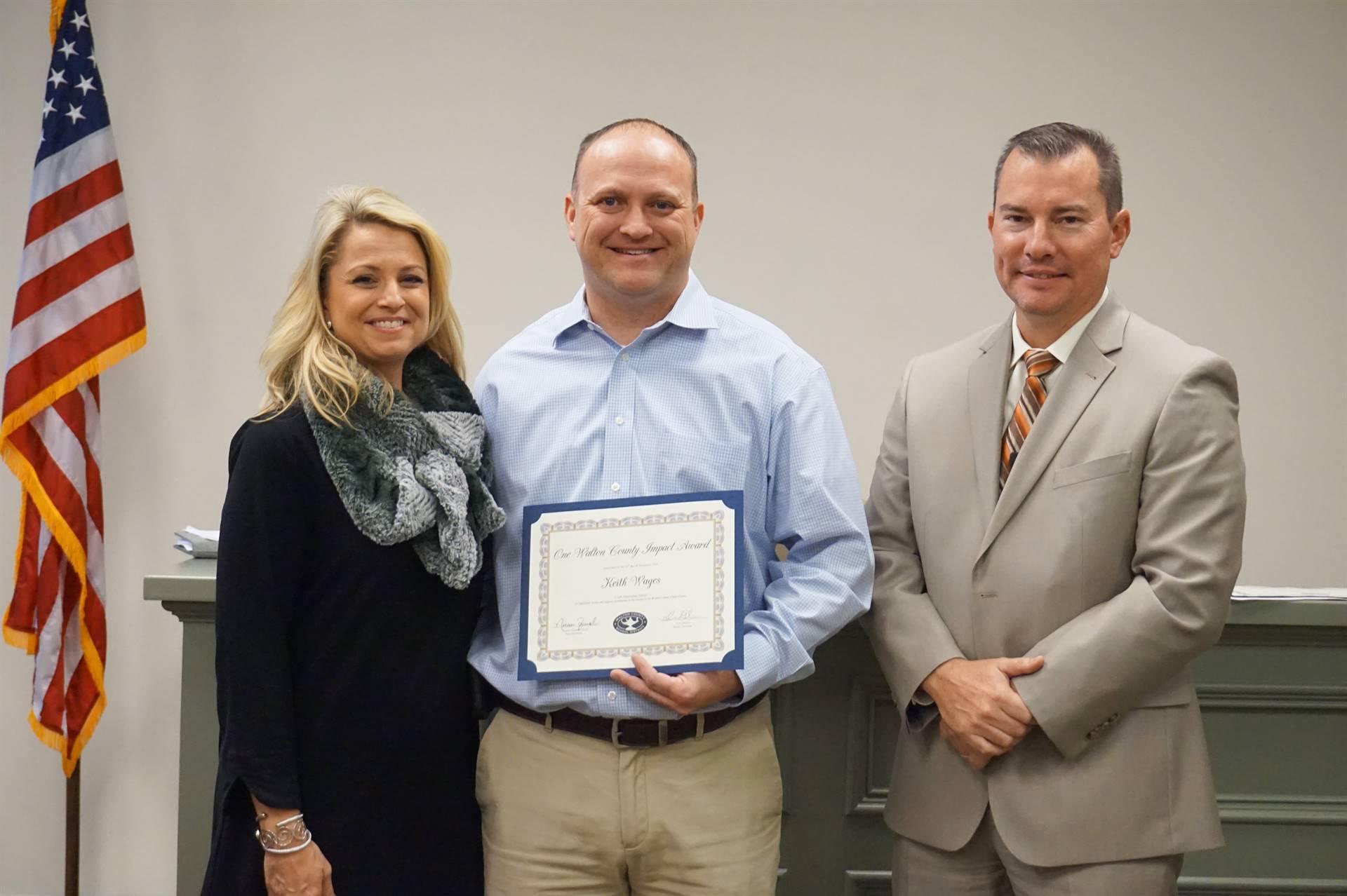 YES Impact Award