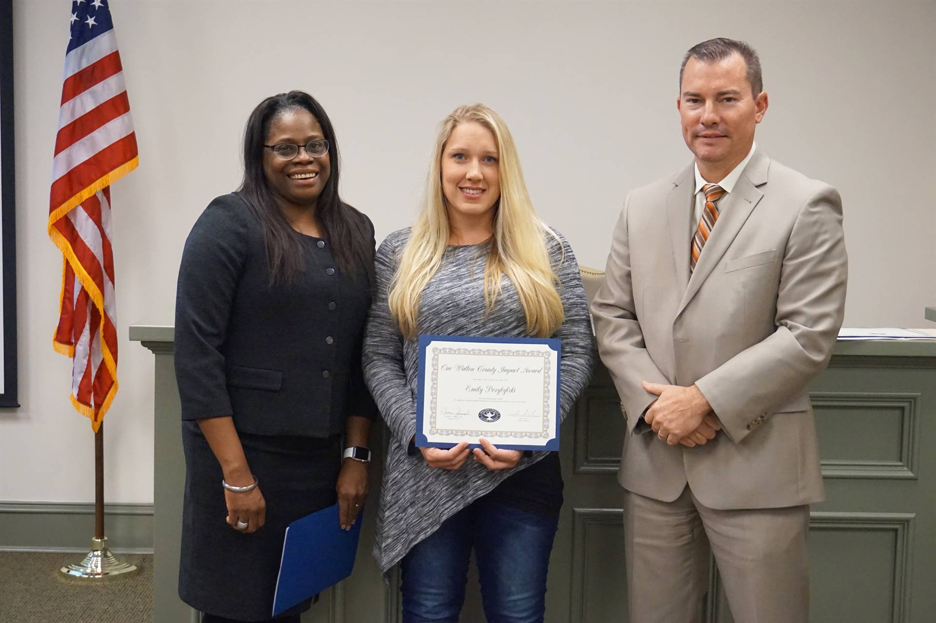 ARES Impact Award