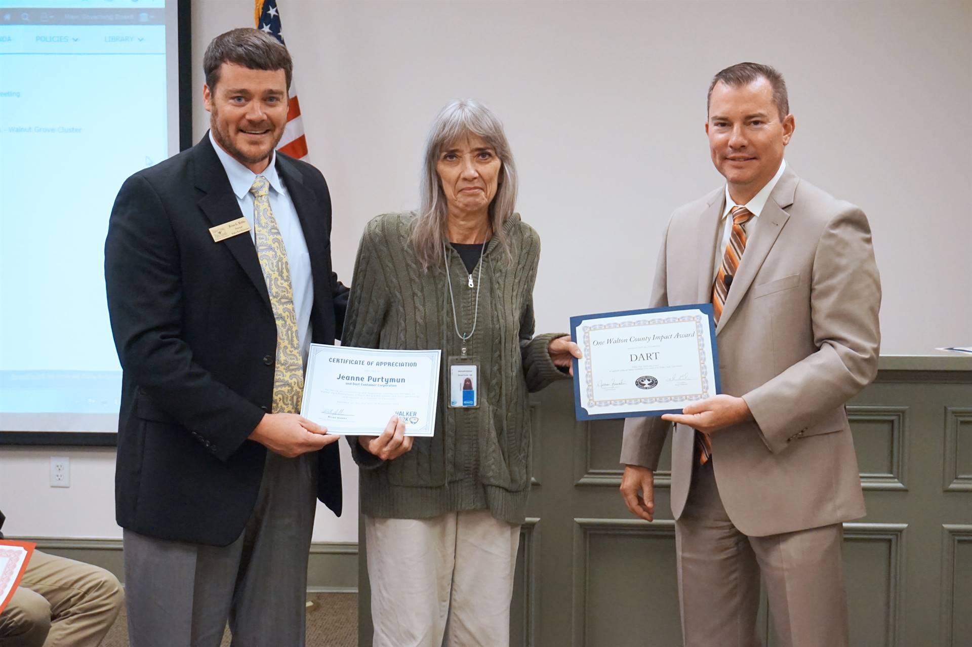 WPES Impact Award