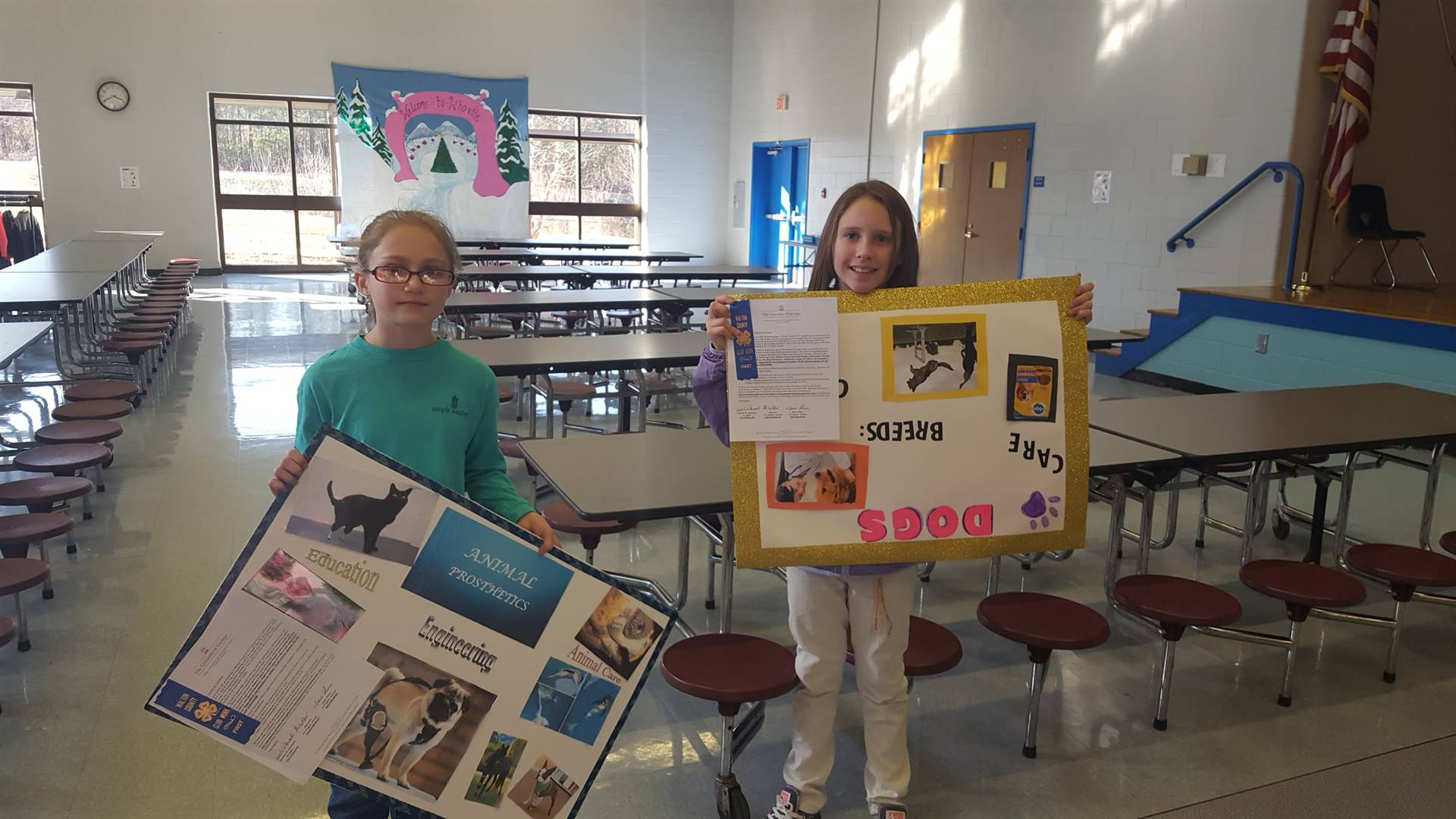 4 H Posters