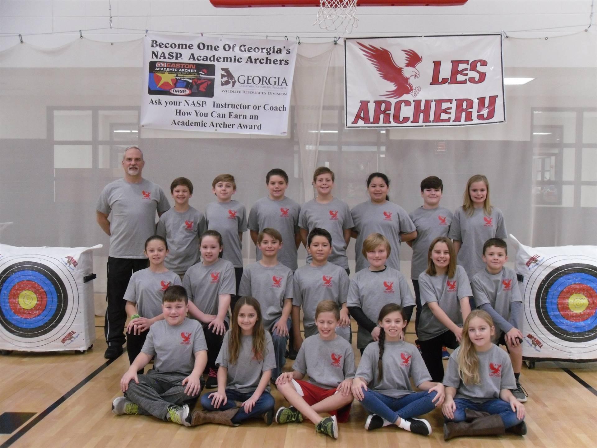 Archery 2017-18