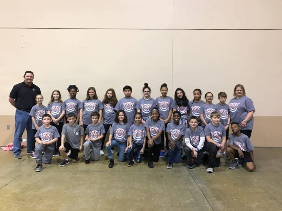 Bay Creek Elementary School Archery Team