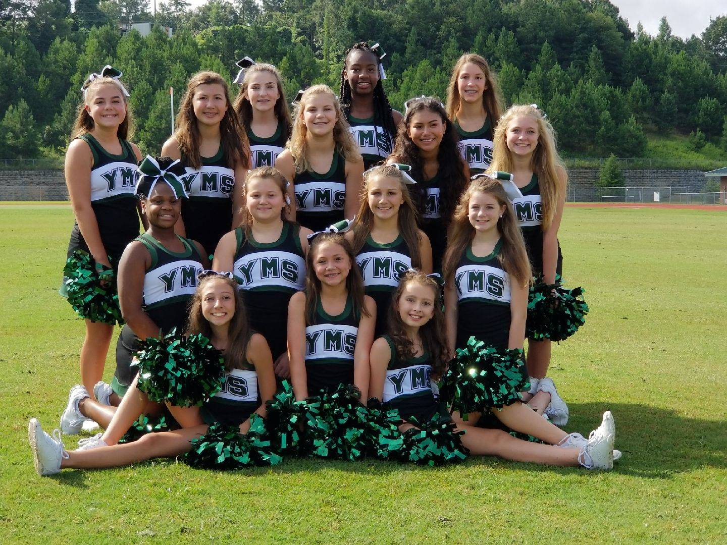 YMS Cheerleaders