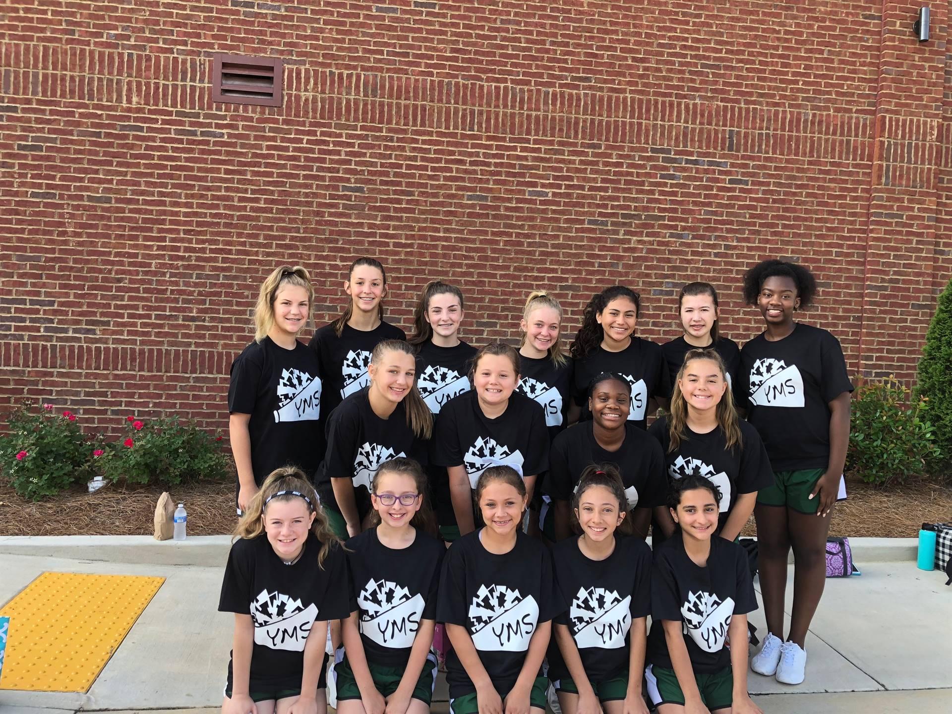 YMS Cheerleaders