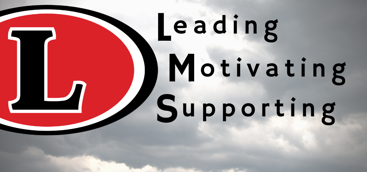 Leading Motivating Supporting