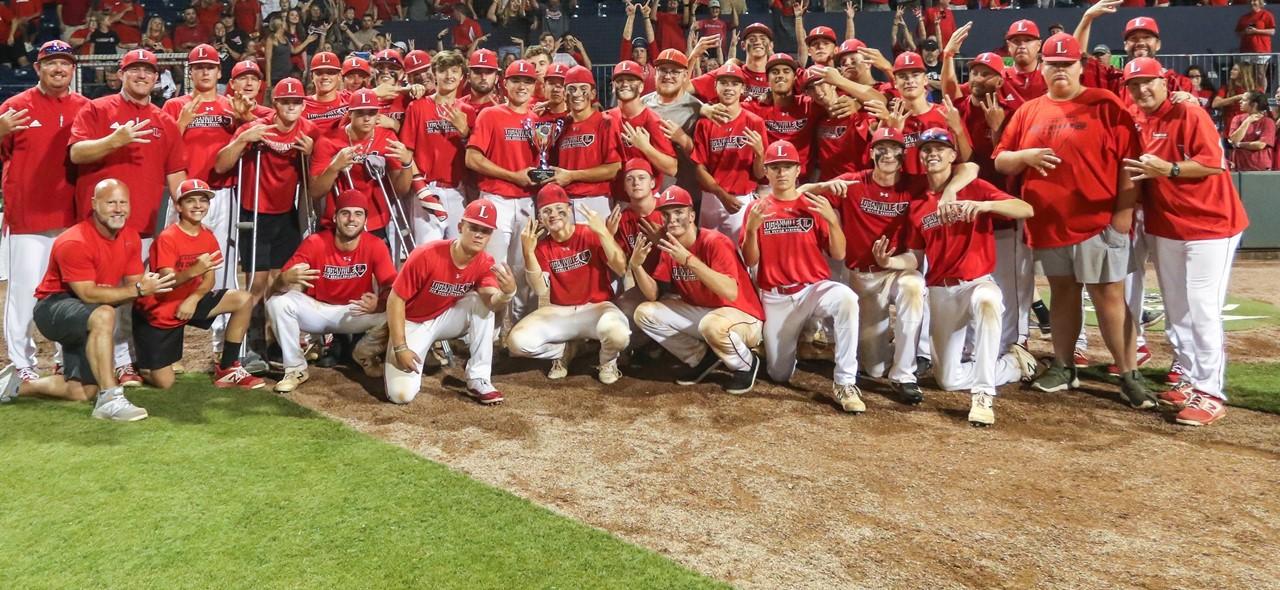 Baseball 2019 State Champs