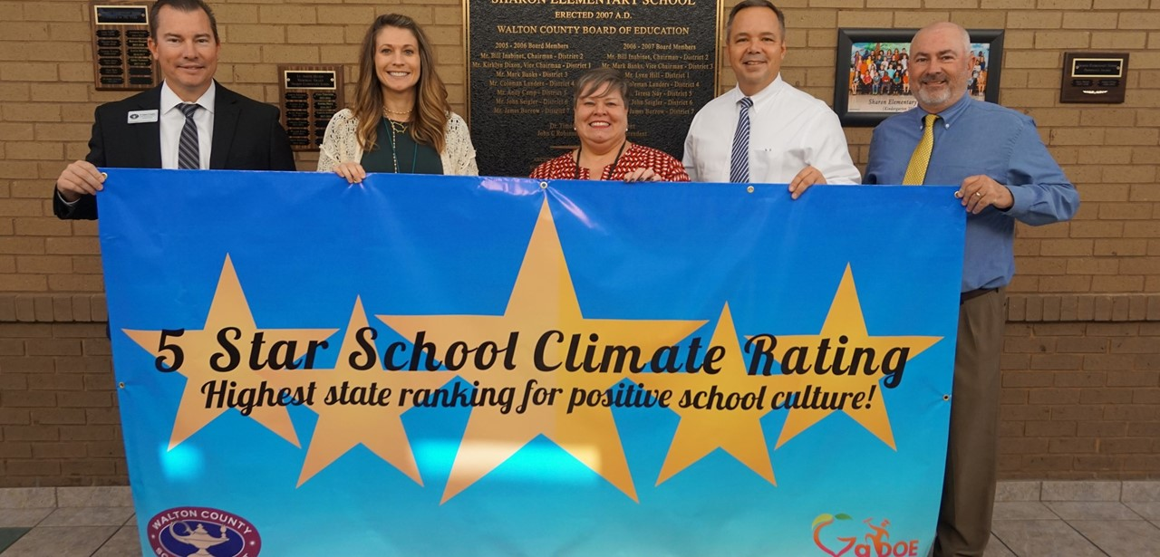 5 Star Climate Rating Banner
