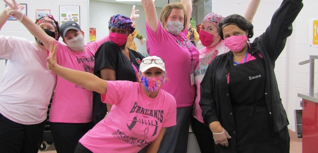 Pink Out for BCA
