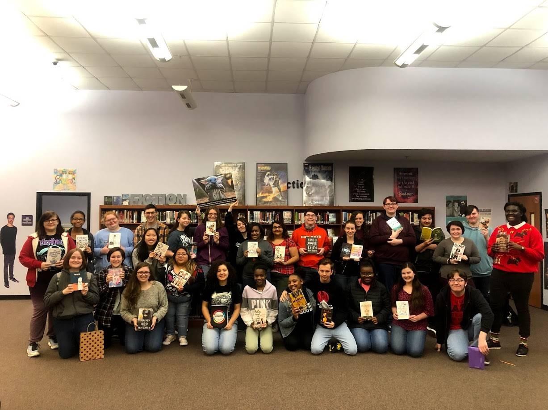 December 2019 Book Giveaway