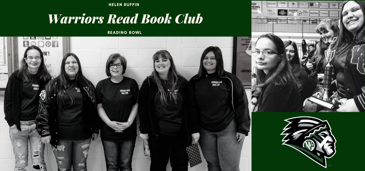 Warriors Read Book Club