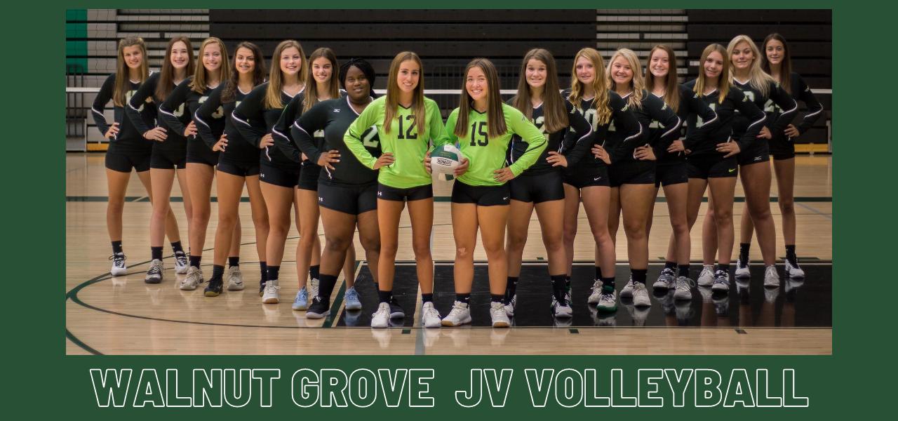 WGHS JV Volleyball