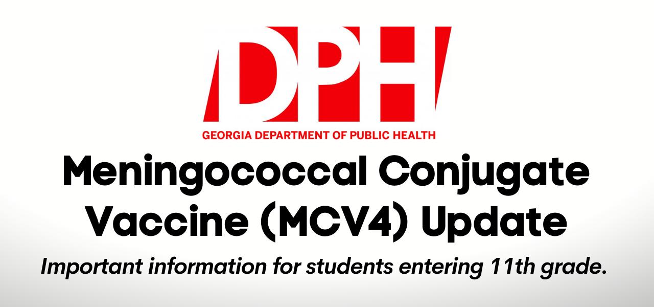 DPH MCV4 Vaccine