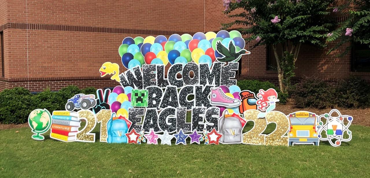 welcome back eagles