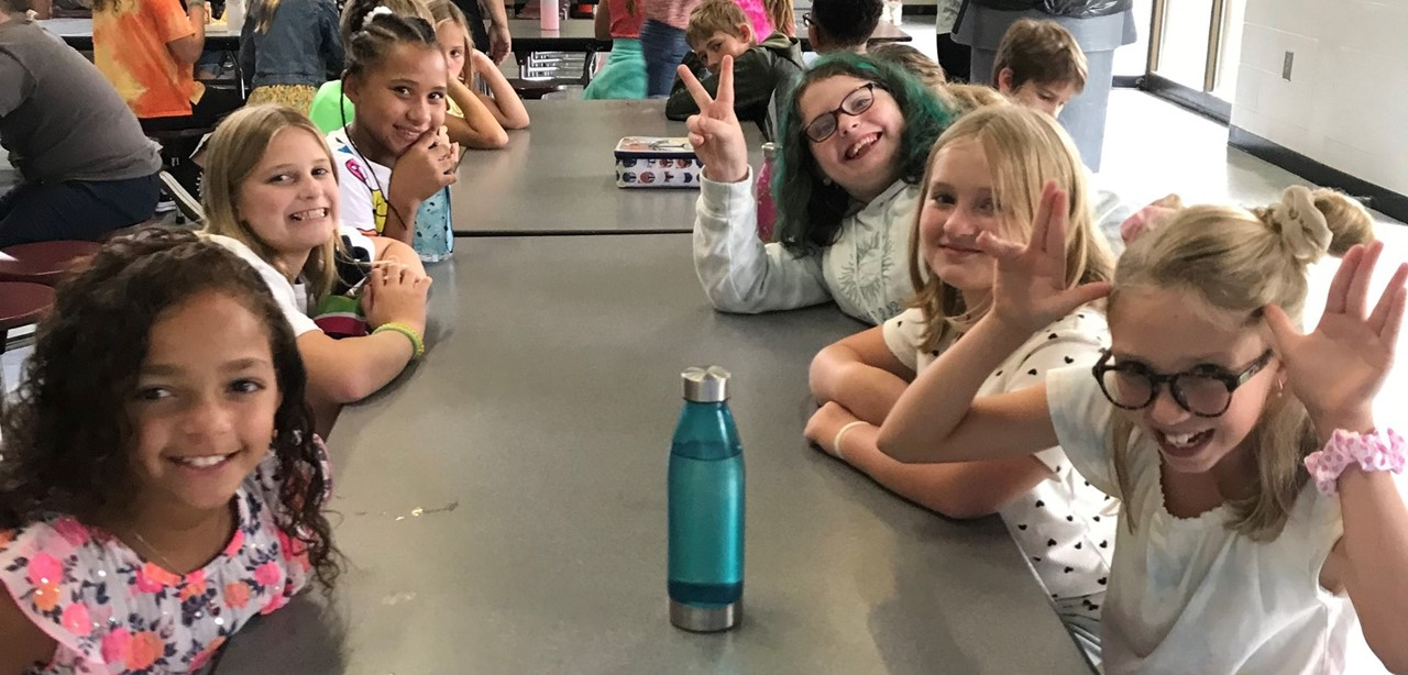 5th Grade Lunch