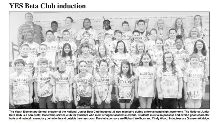 BETA club picture
