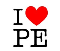 I heart PE